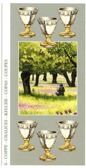Decameron Tarot Deck Boxed 78 Card Set With Instruction: MINOR ARCANE